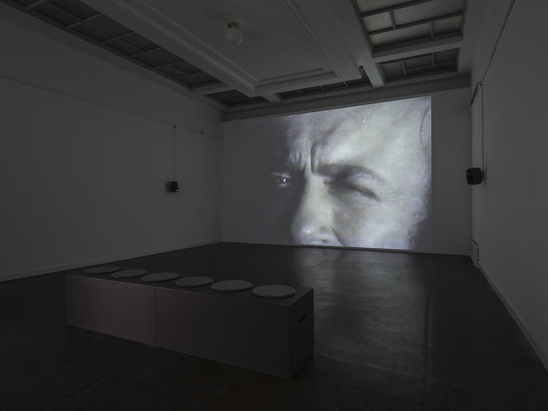 Vito Acconci, Turn-On, 1974, stillbilde