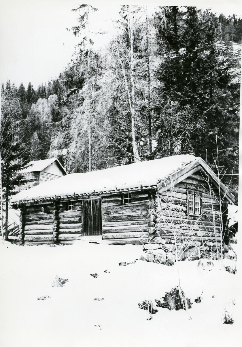 Smettbakbua, Bagn Bygdesamling, Sør-Aurdal.