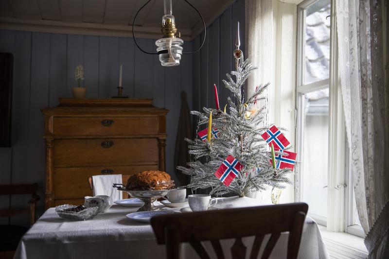Jul på Enerhaugen - Julemarkedet 2016
