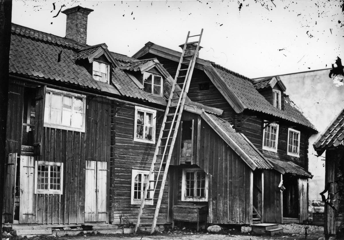 Högsta gård i Köping.