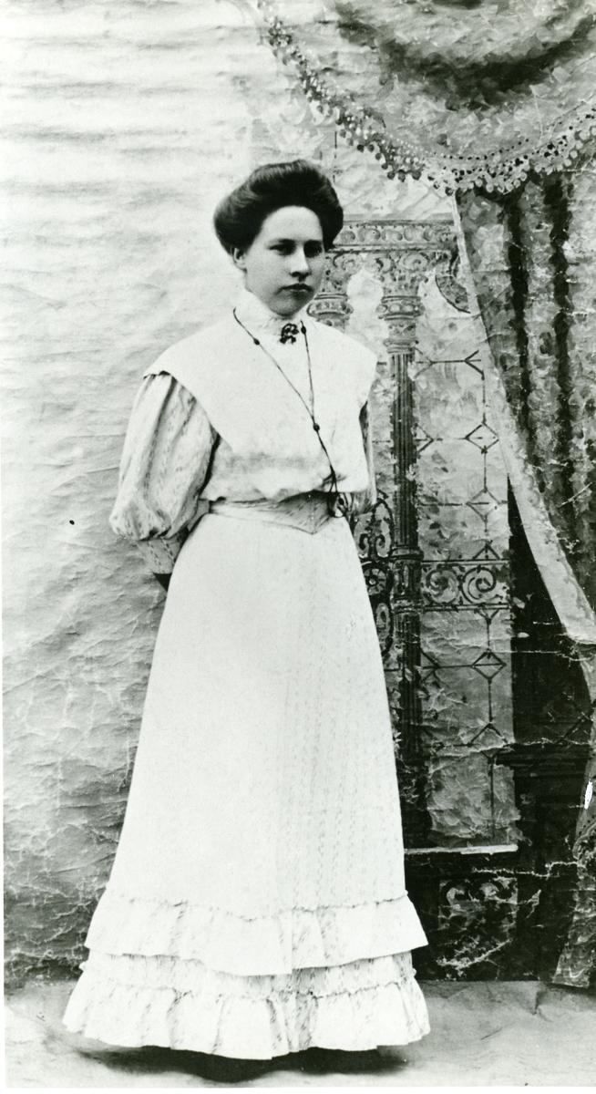 Gunhild Trettebråten.