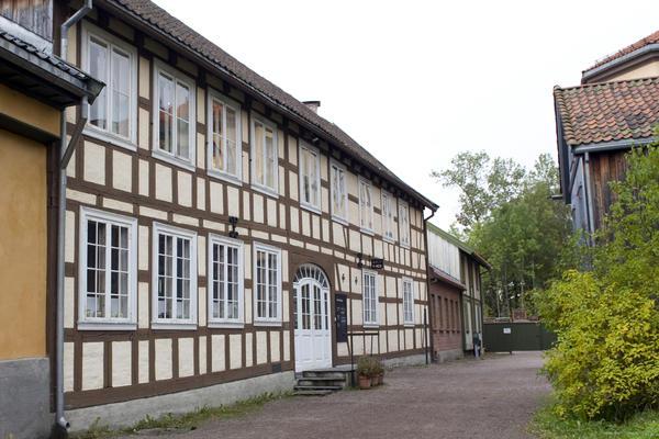 Lagerbygning fra Vaterland. Foto/Photo