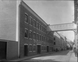 Eksteriørfoto - Stavanger Preserving Co.s lagerbygninger og