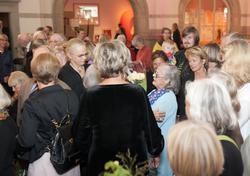 """Rosa Taikon vernissage på Nordiska museet """"Smycken av Rosa"""
