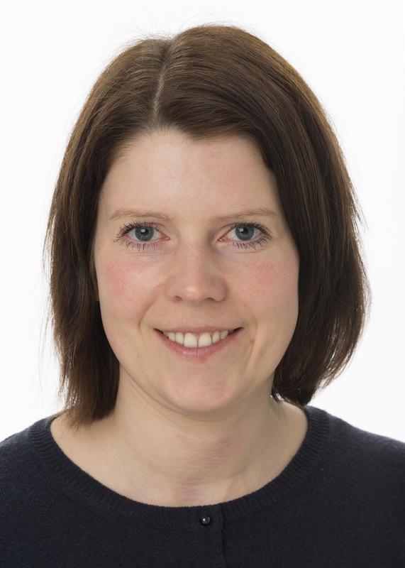 Portrett av fagkonsulent Ida Kristine Teien. (Foto/Photo)