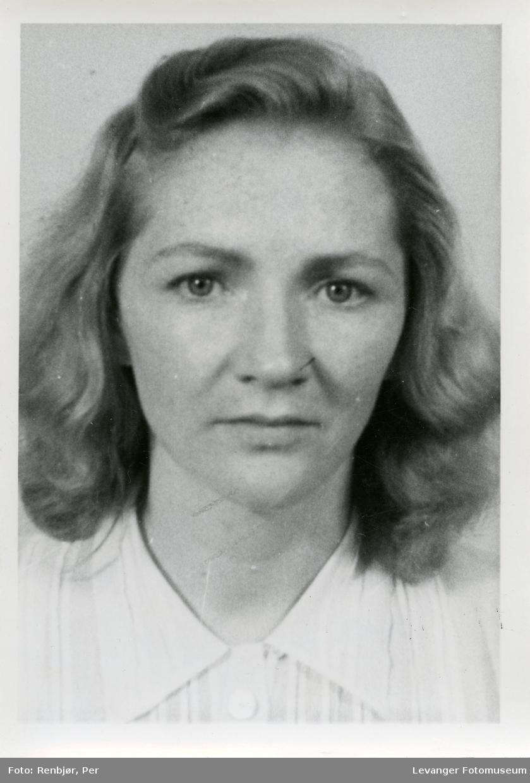 Kitty Margrethe Grande, fotografi tatt i forbindelse med rettsaken.