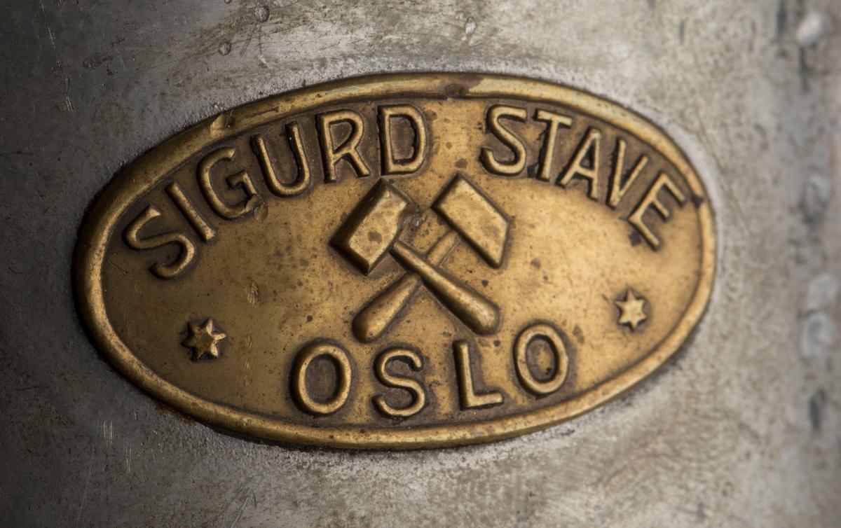 Sigurd Stave.