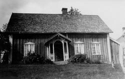 Haukebøl østre, gård i Rømskog, våningshus . Fotografert 193