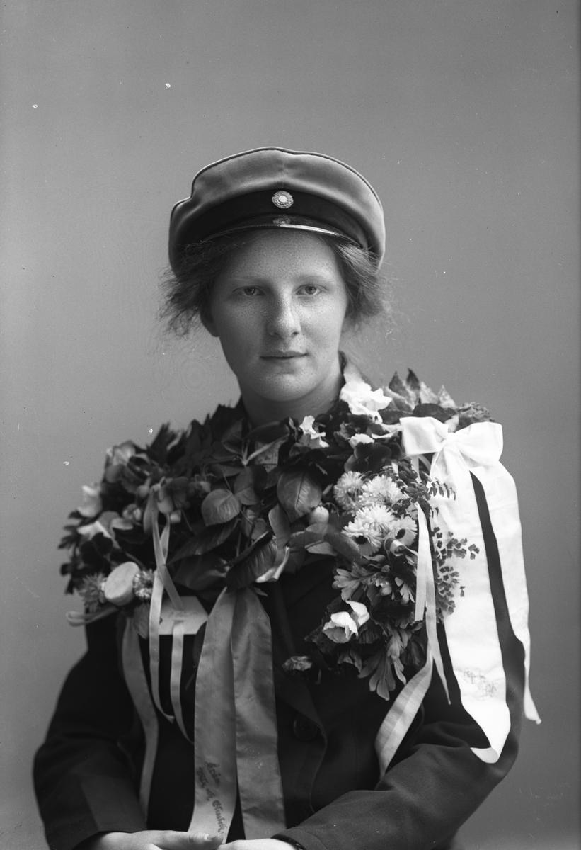 Edith Ahlberg, Blevegården