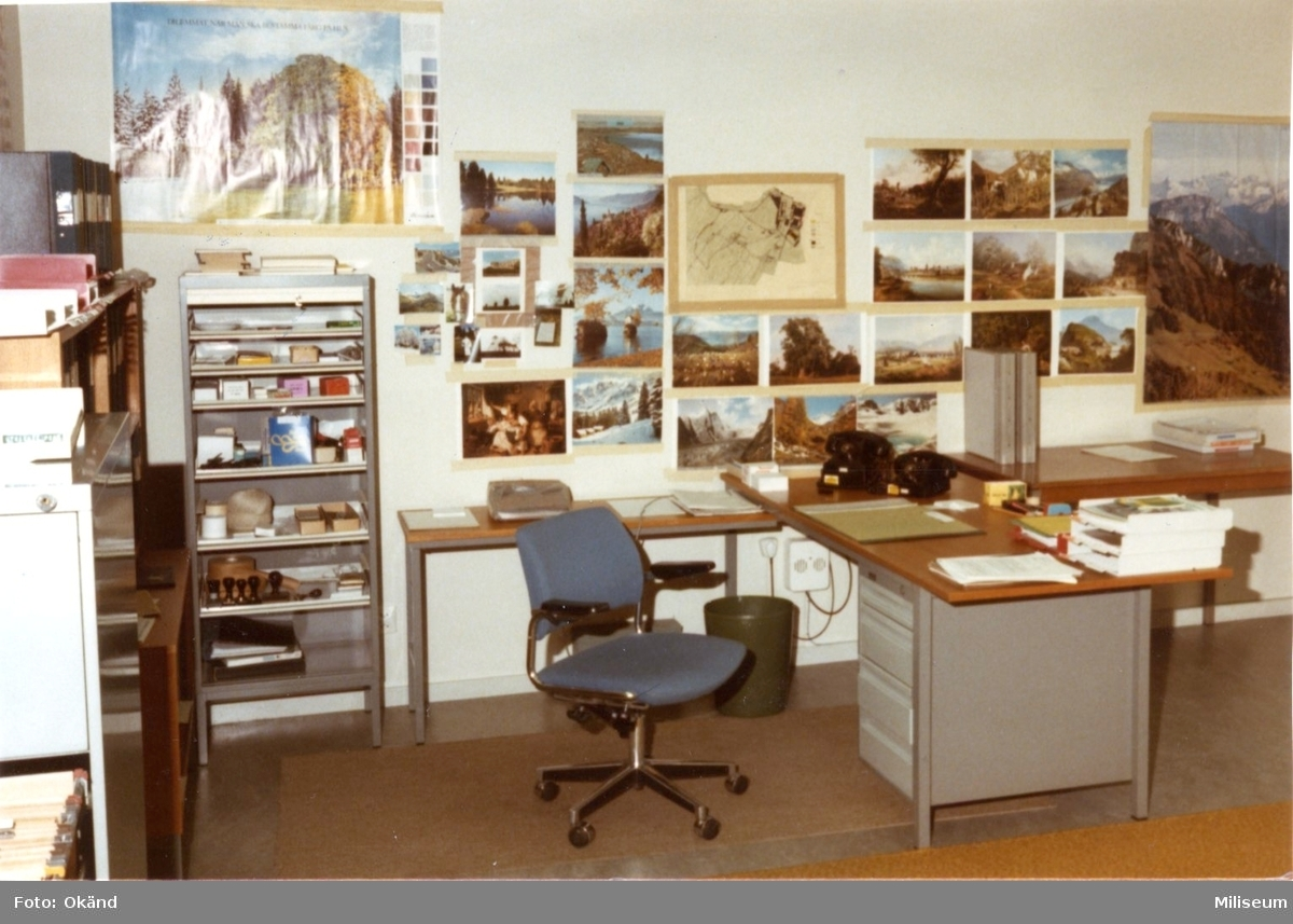 Kontorslokal, A 6. Interiör.