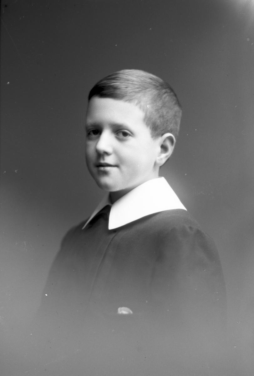 Gunnar Andersson, Nygatan 16, Gävle