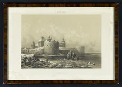 Kalmar Slott [Litografi]