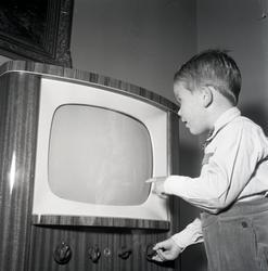 Morgan Jagerwall ser för första gången på TV hemma hos dispo