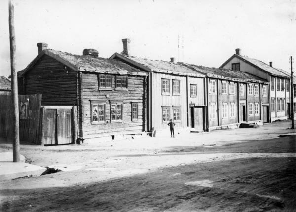 Rasmusgården. Foto/Photo