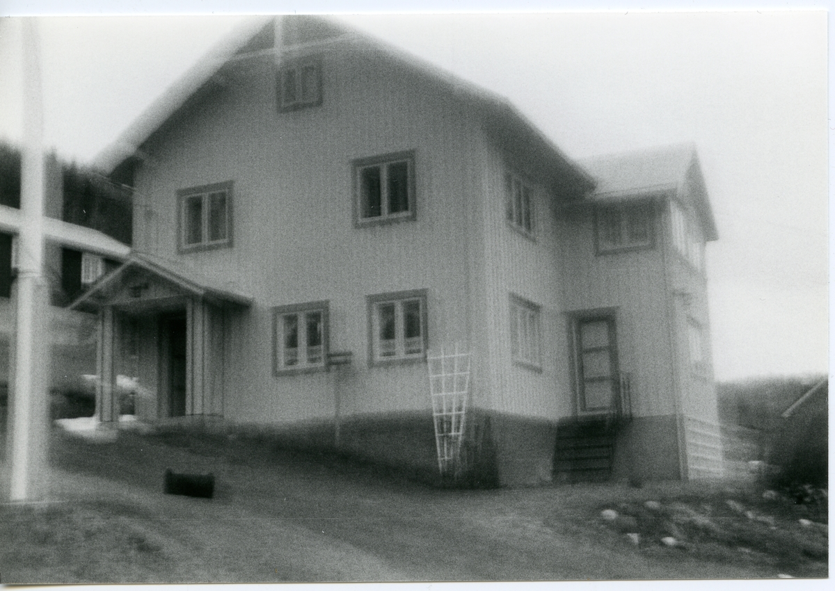 Bygningen på Norstad, Stavedalen, Sør-Aurdal.