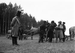 """10,000 på Disafest"", Gamla Uppsala 1937"