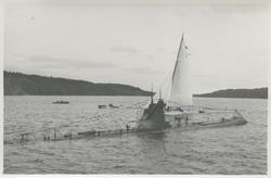 Från Örlogflottans Ungdomsdag i Saltsjöbaden 8 september 192