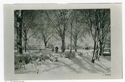 Kalmar Gamla Staden  Foto: W Blomberg 1944 Reproduktion
