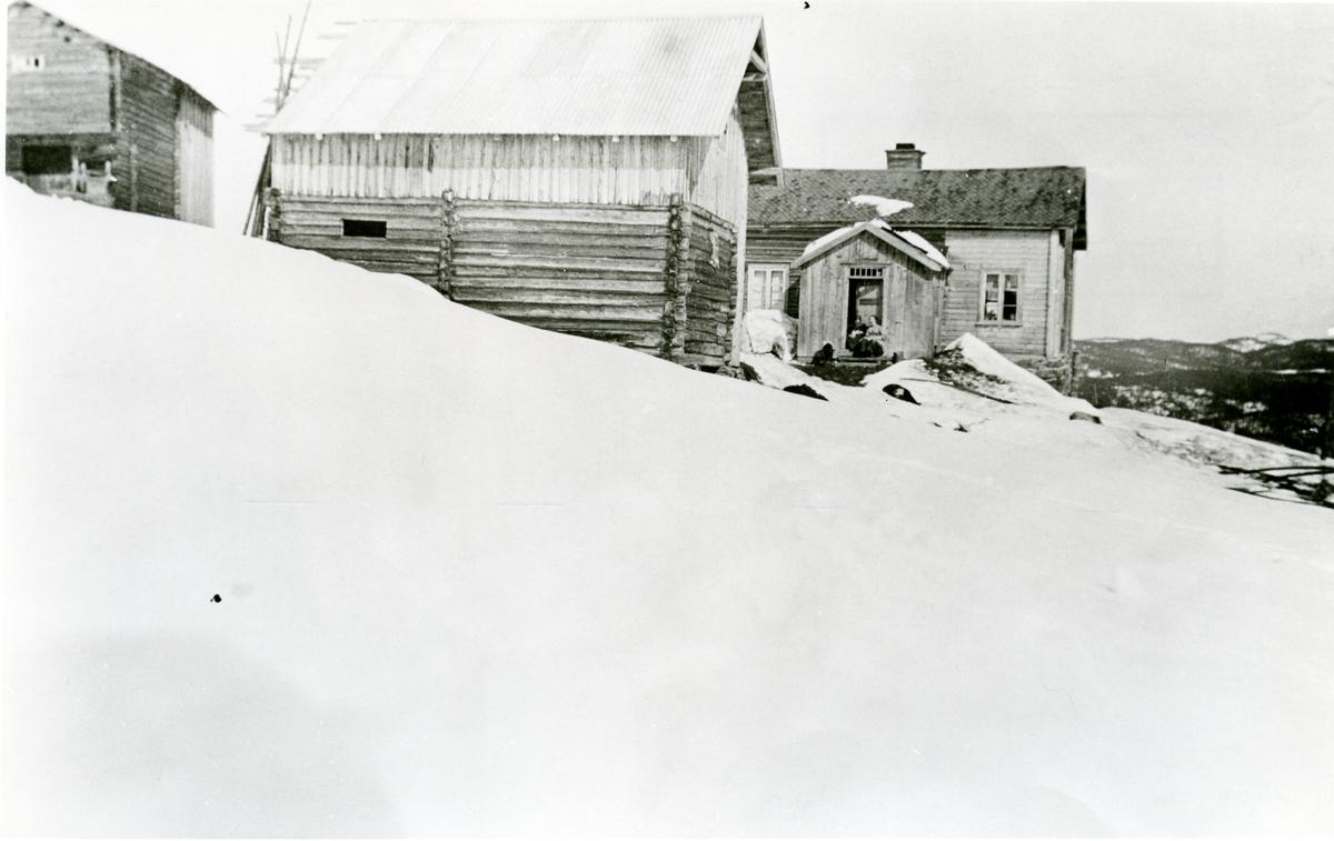 Bruket Slettet, Øvre Reinli, Sør-Aurdal.