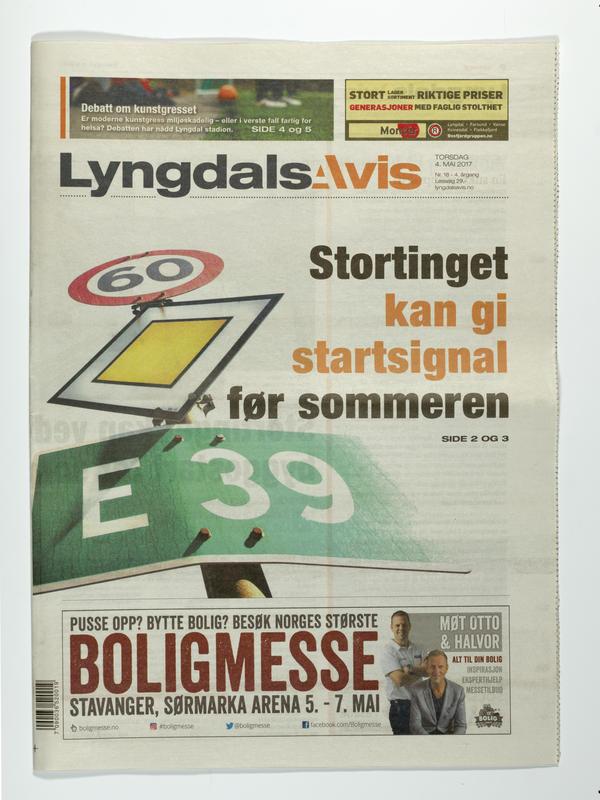 Lyngdals Avis