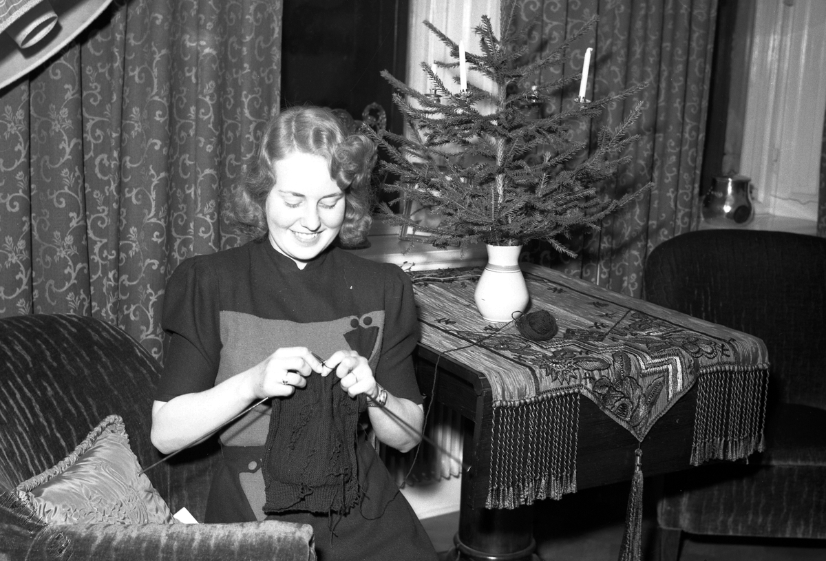 Lucian i hemmet. Den 13 December 1942