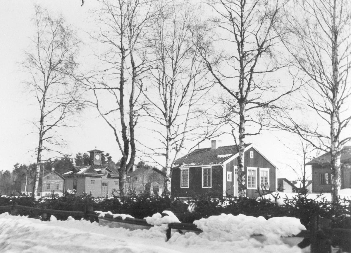 Vaktlokalen vid Marma skjutfält, Gävle.