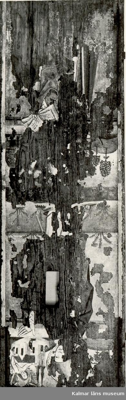 Altarskåp från Långemåla kyrka.