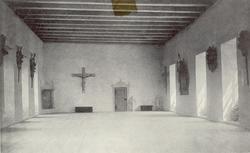 Material & foton m.m. från boken Kalmar slotts historia. Gåv