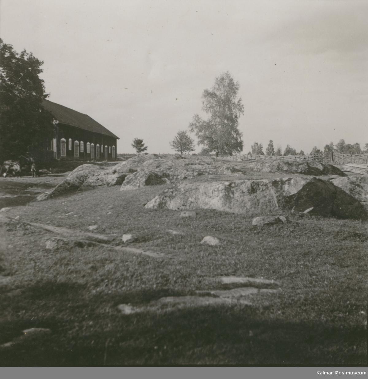Blockmark i Hultåsa.