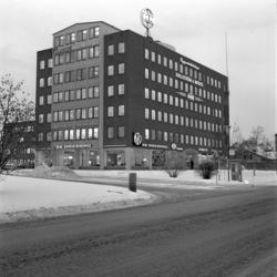 NK Inredning vid Landsvägsallén. Exteriörbild samt olika int