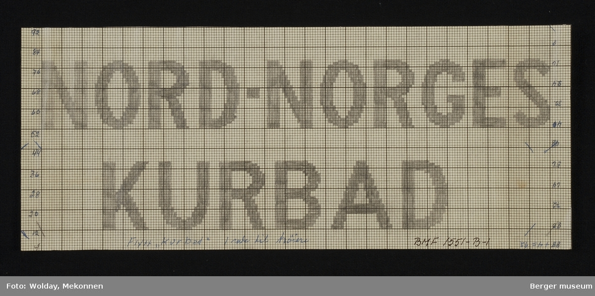 """""""NORD-NORGES KURBAD"""""""