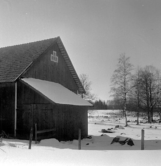 Bildtext: Lerdala Stora Kulhult 1958.