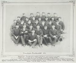 Trondhjem Strafanstalt 1890.