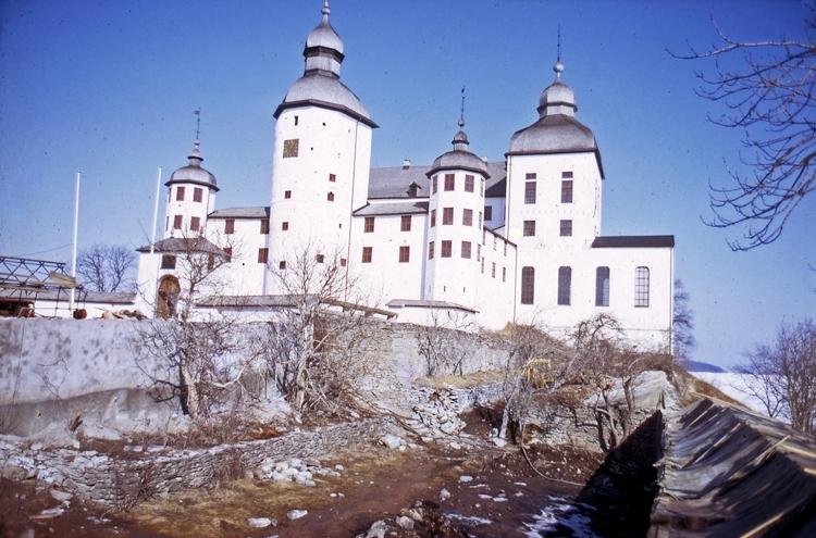 Bildtext: Otterstads socken. Läckö slott.