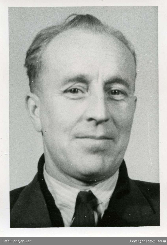 Yngvar Ålberg fotografert i forbindelse med rettsaken.