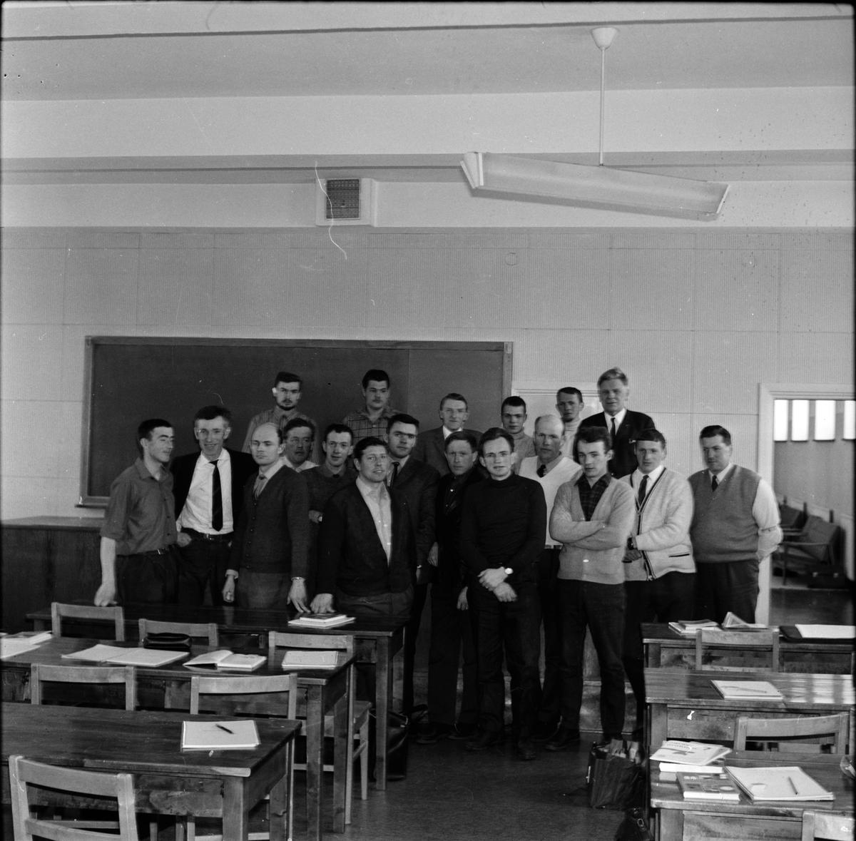 Nytorp, Kurs för jordbrukare, 14 Mars 1968