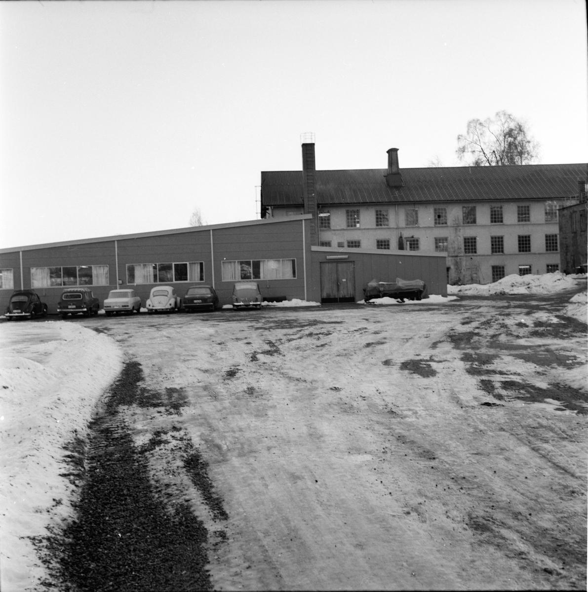 Arbrå, Forsbro ylle, Februari 1969