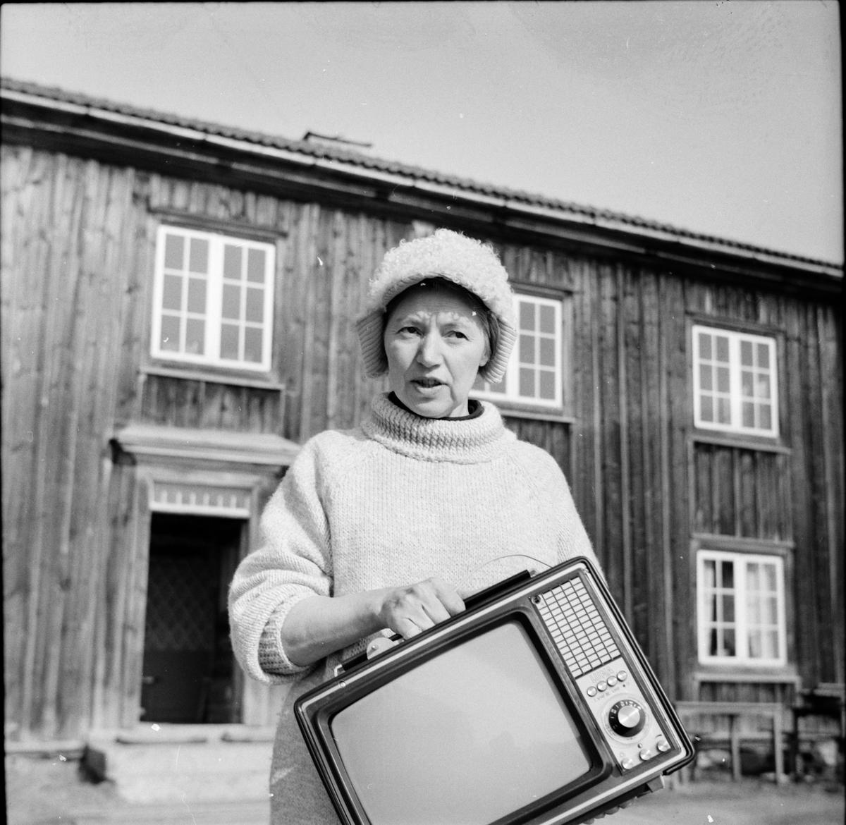 Arbrå, Träslottet rustar upp, 23 April 1969