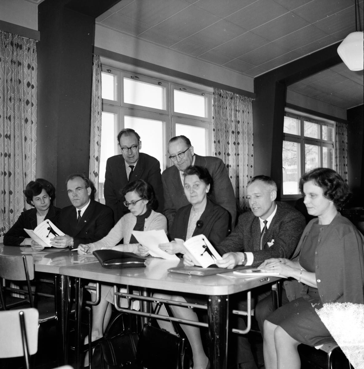 Växa i skolan, Bollnäs, 23 Januari 1966