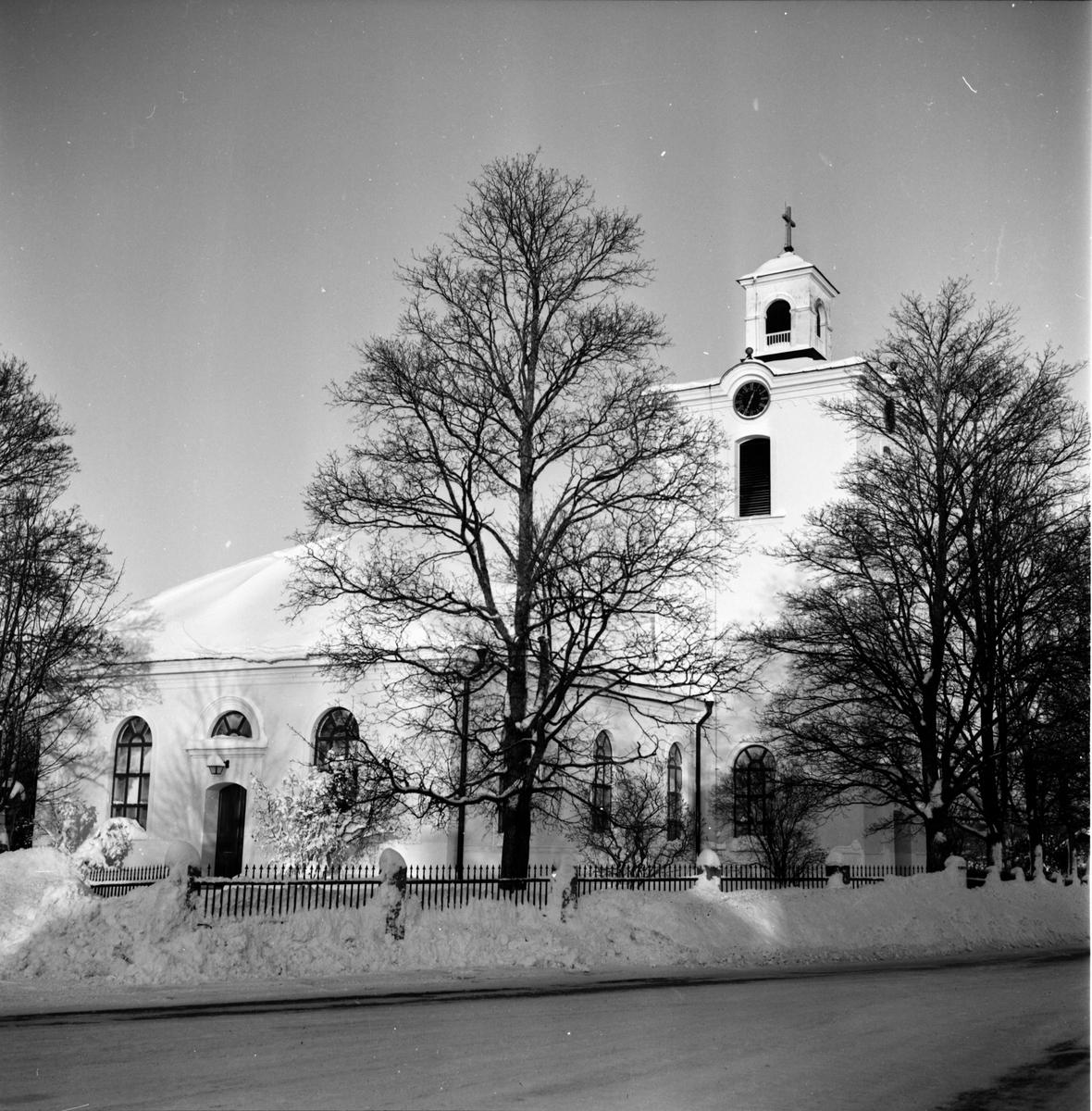 Skog. Kyrkans klenoder 15/12-1965