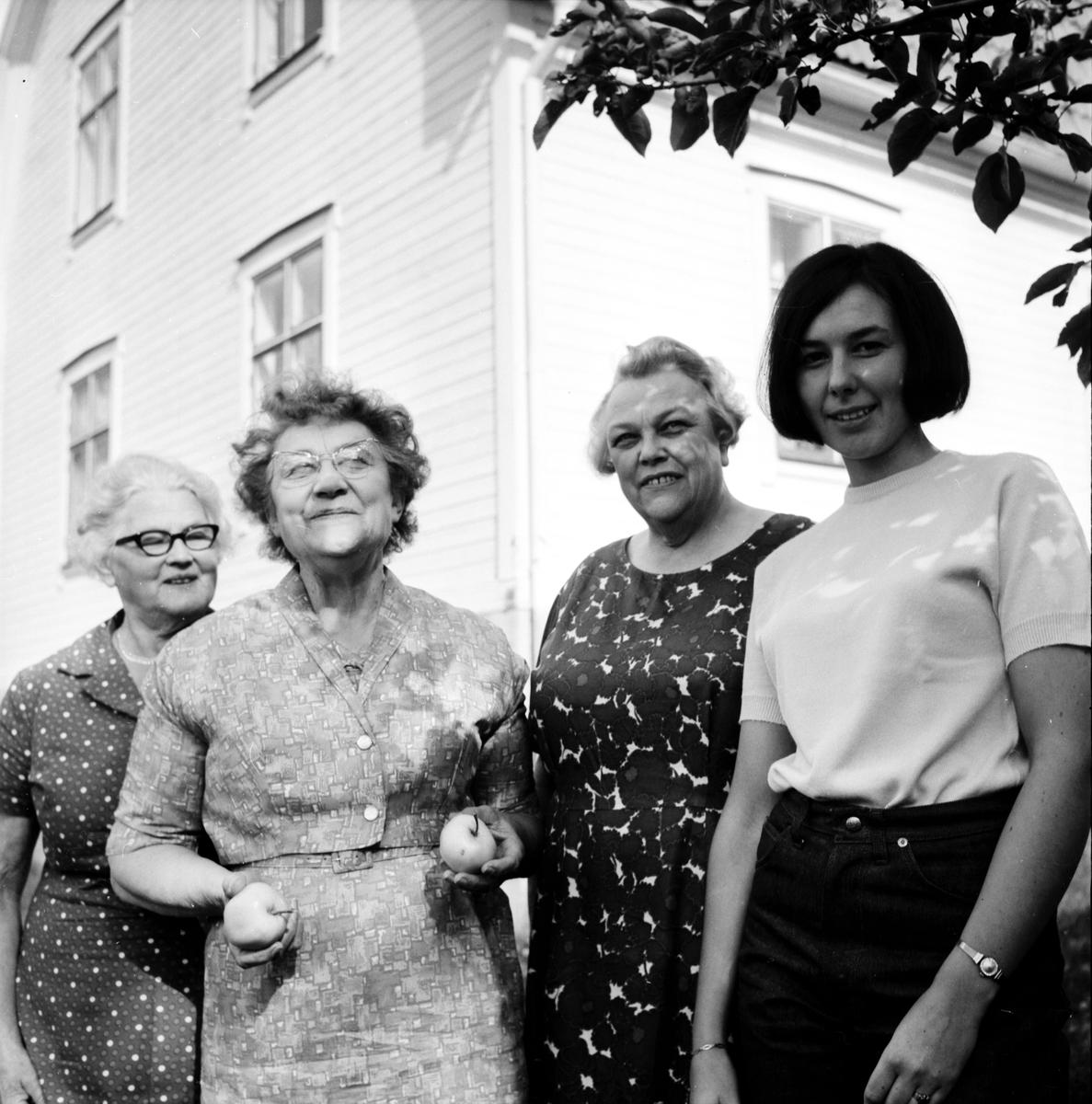Hemma från Amerika. 9/9-1967