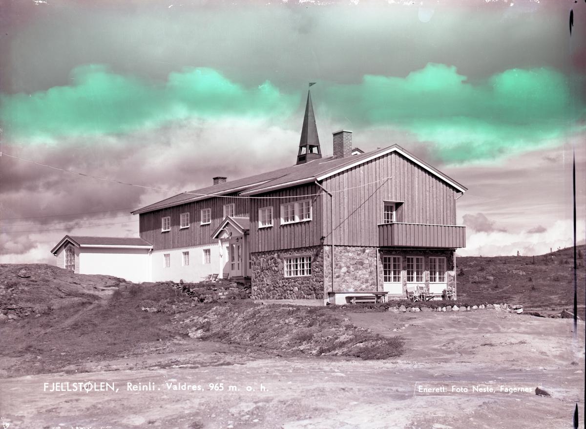 Bilde av Fjellstølen.