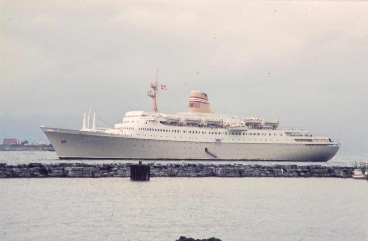 Amerikalinjens MS Sagafjord