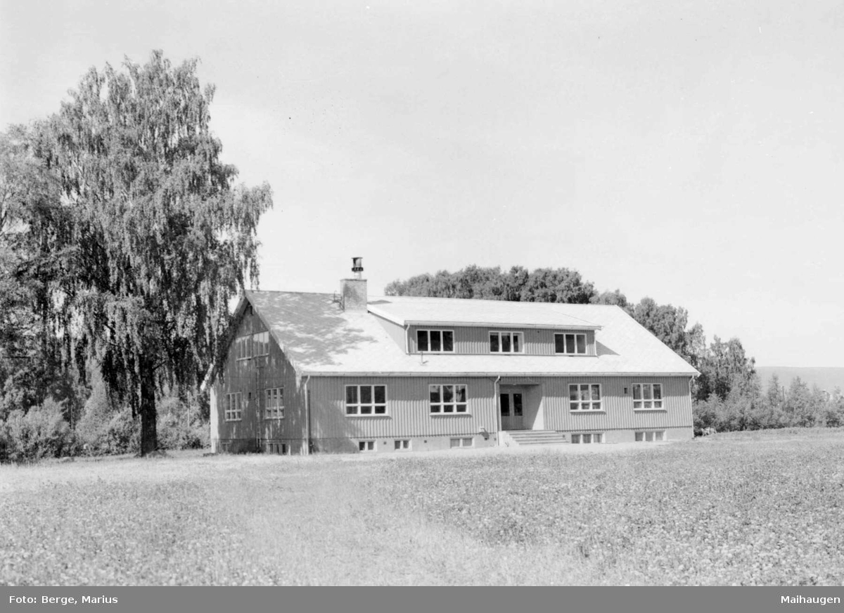 Yrkesskolen i Fåberggata.