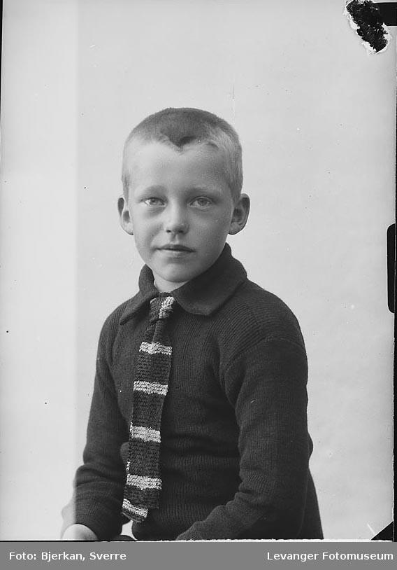 Portrett av Olaf Sundseth.