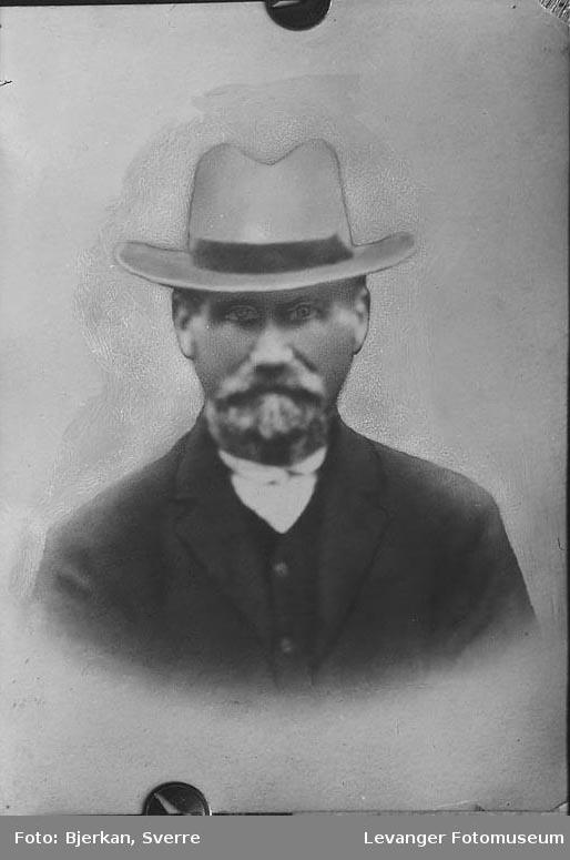 Portrett av Austvedt fornavn ukjent