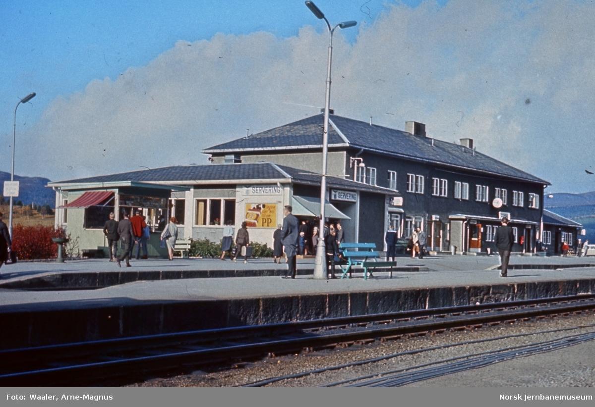 Dombås stasjonsbygning