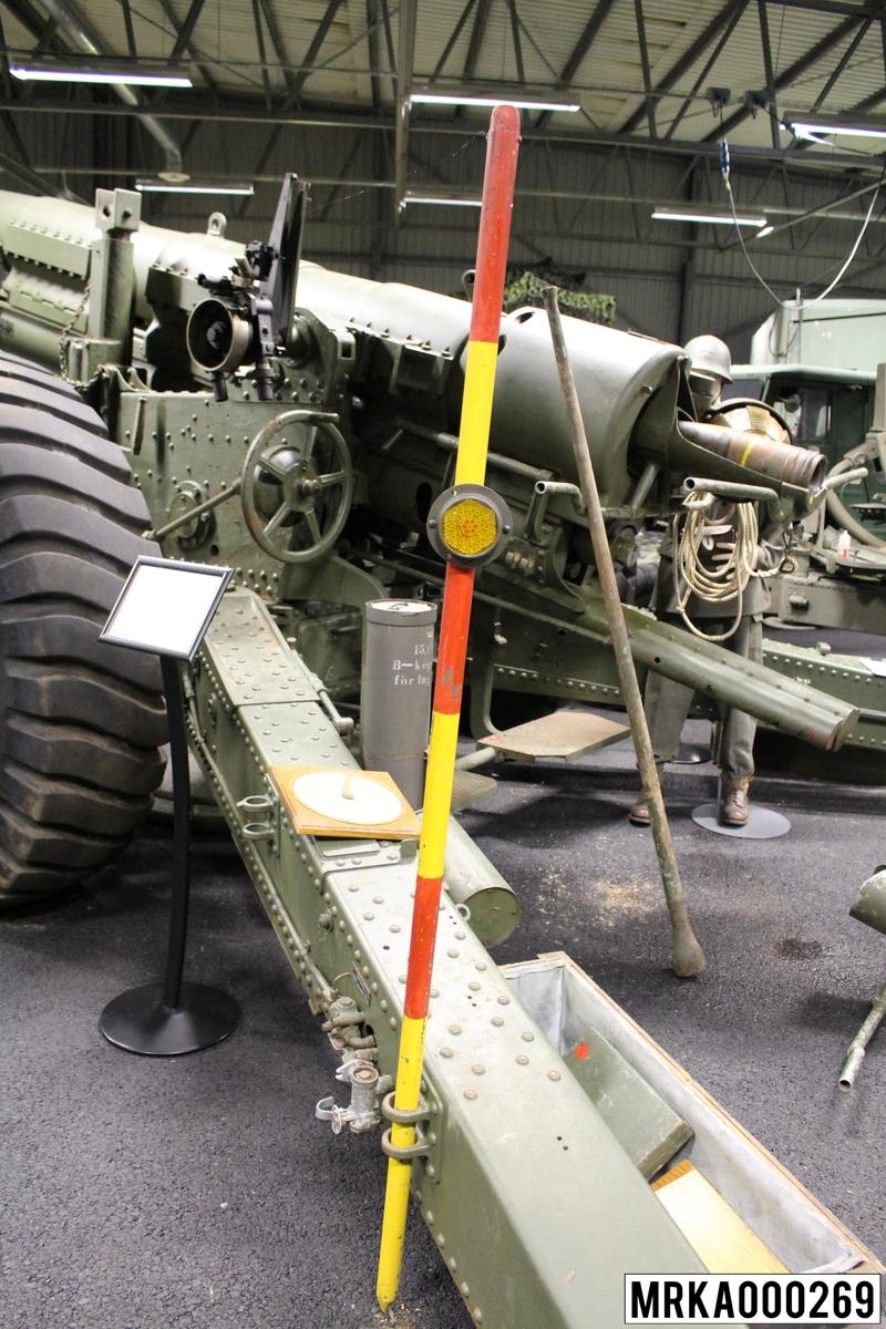 Riktkäpp till 15,2 cm kanon m/37