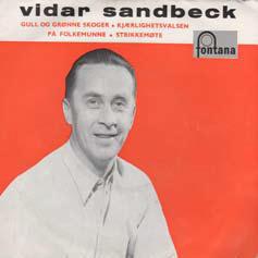 Vidar Sandbeck EP nr. 4