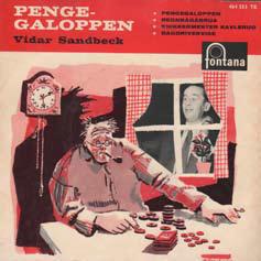 Vidar Sandbeck EP nr. 1 (Foto/Photo)